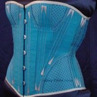 A good collection of corset sewing tutorials and articles