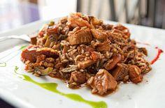 One pot sausage and rice recipe - Recipes - goodtoknow