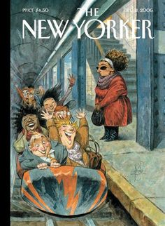 2006 | The New Yorker Covers
