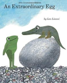 #book  An Extraordinary Egg