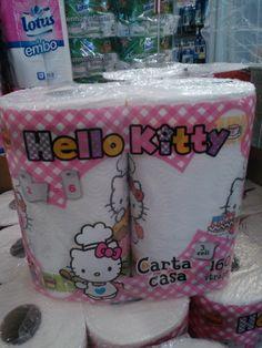 Hello Kitty talouspaperi :)