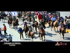 Cabalgata de Sabinas 2012