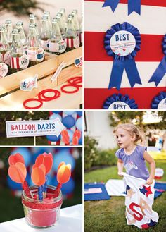 """All-American County Fair"" 4th of July Party - Hostess with the Mostess®"