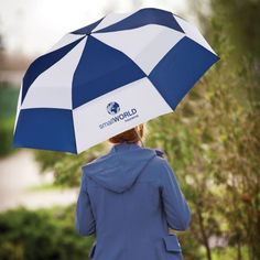 These Windproof Umbrellas Are Excellent Businesses Gifts