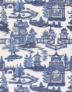 CR Laine Fabric: Nanjing Sapphire  For kitchen chairs!