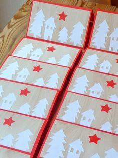Meine grüne Wiese: Advent und Weihnachten Advent, Christmas Paper, Kindergarten, Gift Tags, Inspiration, Quilts, Blanket, Html, Projects