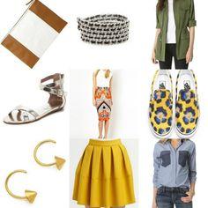 My spring fashion favorites