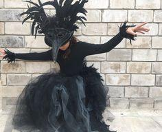 Crow's costume