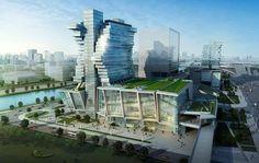 bold buildings