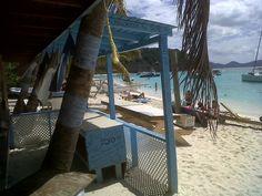 The British Virgin Islands
