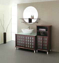 asian bathroom vanities - Google Search