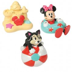 Make a splash at bathtime with toys sure keep your lil one having fun in & out of the tub! #DisneyBaby