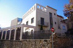 Residéncia Campoamor, Horta