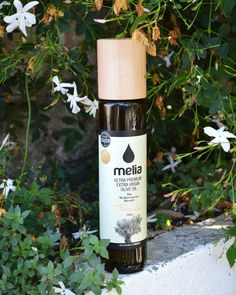 Melia Freshline Extra Virgin Olive Oil.  From our olive groves and packaging factory in Peloponnese, Greece, straight to your kitchen in Canada.