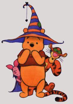 Winnie the Pooh Halloween | Imgenes Winnie Pooh Halloween Pictures