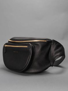 Over + Pouch w/ Desa 1972 leather pouch with an adjustable closure and three zip pockets Leather Pouch, Slip On, Closure, Pockets, Zip, Bags, Leather Satchel, Handbags, Taschen