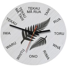 wall clock design 764767580456828504 - New Zealand Wooden Wall Clock – Maori Language – Source by Traditional Wall Clocks, Polynesian Designs, Art Area, Wall Clock Design, Cool Designs, Floral Designs, Wooden Walls, New Zealand, Language