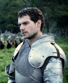 Henry Cavill - Charles Brandon screencaps from season 3