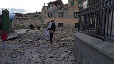 Dal Nord al Sud Italia solidale davanti al terremoto