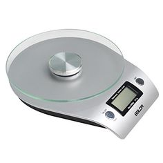 yepal touch professional digital kitchen scale tempered glass scale