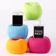 lololol Bean Bag Phone Rest – $8