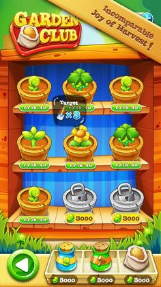 #gardenmania2 #androidgames #farm #iphonegames #ipadgames #match3 #matching…