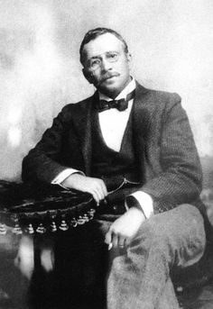 Barney Barnato (born Barnett Isaacs), 5 July 1852 - 14 June Entrepeneur during South Africa's diamond rush and later the gold rush. Jewish History, African History, University Of The Witwatersrand, Diamond City, Story People, Short Beard, Black And White Portraits, Geology, South Africa
