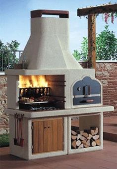# Incredible # Designs Incredible Outdoor Kitchen Ideas & D ., # Designs More than 25 amazing outdoor kitchen ideas and designs, Though early around idea, the actual pergola is suffering from a modern day renaissance most of these days. Pizza Oven Outdoor, Outdoor Kitchen Bars, Backyard Kitchen, Outdoor Kitchen Design, Outdoor Cooking, Backyard Patio, Outdoor Kitchens, Brick Oven Outdoor, Small Kitchens