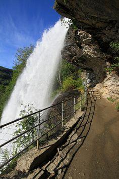 Steindalsfossen, Norway