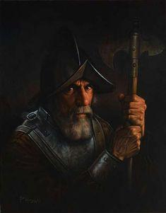 Old conquistador