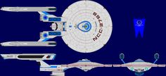"The Schmidt Class Tug is a TMP era design by David John Schmidt for the fan publication ""Starfleet Prototype"""