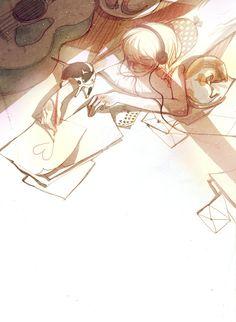 SUNSHINE by ~AnnaLisk on deviantART
