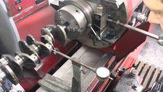 AMC-K1500U How to calibrate  Crankshaft. (AMC-1500U como centrar un cing...