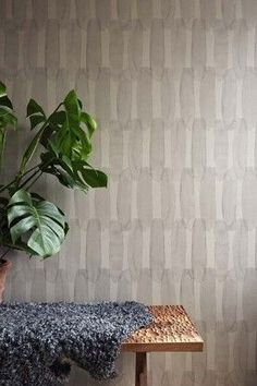 Eco Wallpaper - Atmospheres Collection - Large Brush Wallpaper - 3 Colours Available
