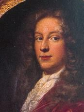 Portrait de Charles de Sévigné, 2e marquis de Sévigné Détail