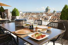 Our wonderful SKY Terrace!