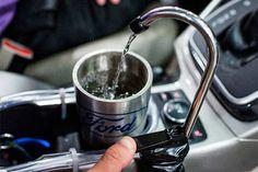 Sistema ligado ao ar-condicionado pode produzir água potável. Leia mais