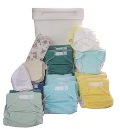 10 Mistakes Made When Cloth Diapering, article provides great advice