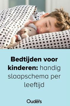 Bedtijden voor baby en kinderen: handig slaapschema. Wat is een geschikte bedtijd per leeftijd? Lees ons slaapschema over slaap, slapen en bedtijd. #slaapschema #bedtijd Happy Kids, Raising Kids, Kids Education, Kids And Parenting, Cool Kids, Baby Tips, Coaching, Kids Outfits, Fitness