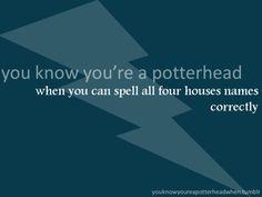 HP spelling bee