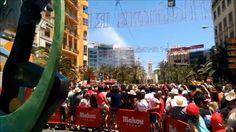 Mascleta en Alicante del sabado 20 junio 2015
