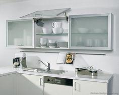Modern White Kitchen Cabinet Doors modern white kitchen cabinets #57 (alno, kitchen-design-ideas