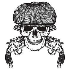 Peaky Blinders Jolly Roger