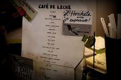 Cafe de Leche {vendor}