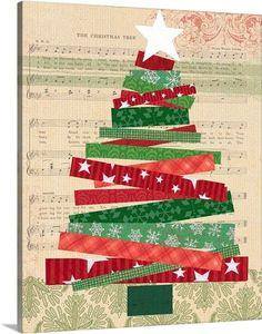 Christmas Tree Art, Christmas Paper Crafts, Homemade Christmas Cards, Paper Christmas Decorations, Christmas Art Projects, Simple Christmas Crafts, Christmas Cards Handmade Kids, Holiday Cards, Diy Christmas Frames