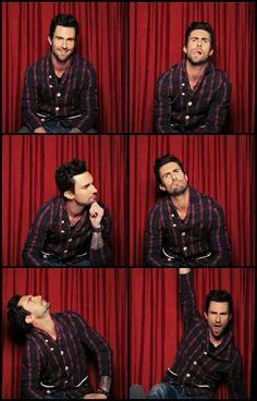 Ladies and gentlemen, Mr. Adam Levine.