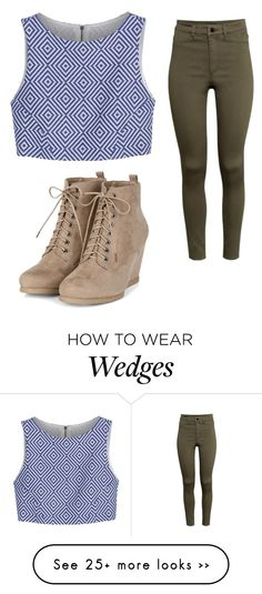 """""""Classy School"""" by cutiepie40166 on Polyvore featuring Alice + Olivia and H&M"""