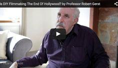 Is #DIYFilmmaking The End Of #Hollywood? by Prof. Robert Gerst of #MassachusettsCollegeofArtand Design   #massart #historical #filmandtelevision #filmhistory #historyofcinema #talkies #silentfilms #movieola #cinema #filmmaking   #dslrfilmmaking