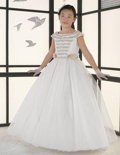 #vestido #comunión #niña #comuniones2015
