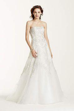 Wedding Dress Sample Sale in Various Styles   David's Bridal